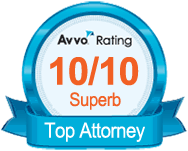 Avvo 10/10 Superb Rating