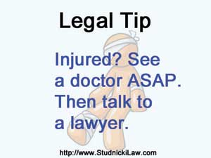 Doctor then lawyer