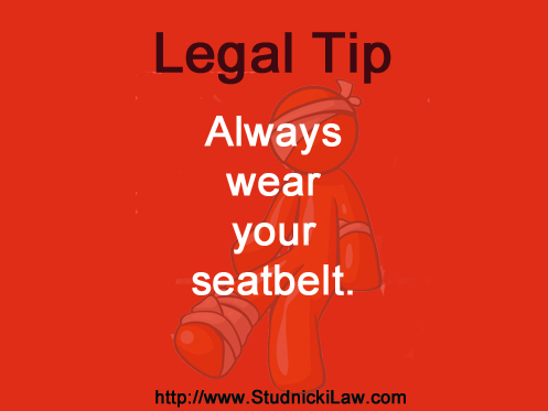 Always Wear Your Seatbelt