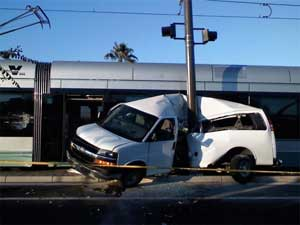 Phoenix Light Rail Accident Lawyers